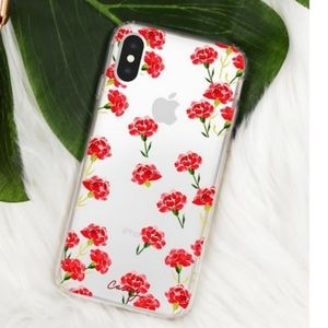 Casery Carnation Nation Iphone XS Max Phone Case